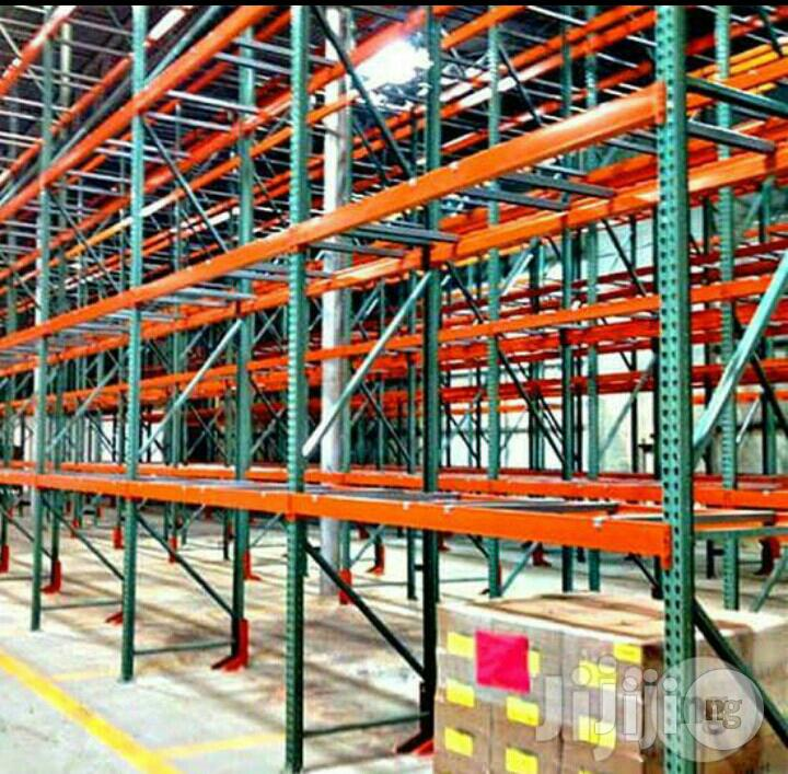 Archive: Giant Rack For Industrial Purposes