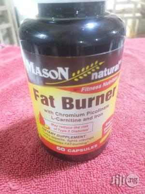 Fat Burner Capsule.   Vitamins & Supplements for sale in Lagos State, Agege