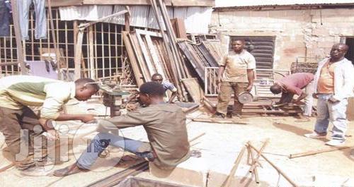 Welders, Iron Workers