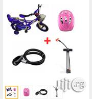 Simba BMX Bicycle 12''protective Helmet/Steel Wire Rope Lock/Hand Lock   Toys for sale in Lagos State, Alimosho