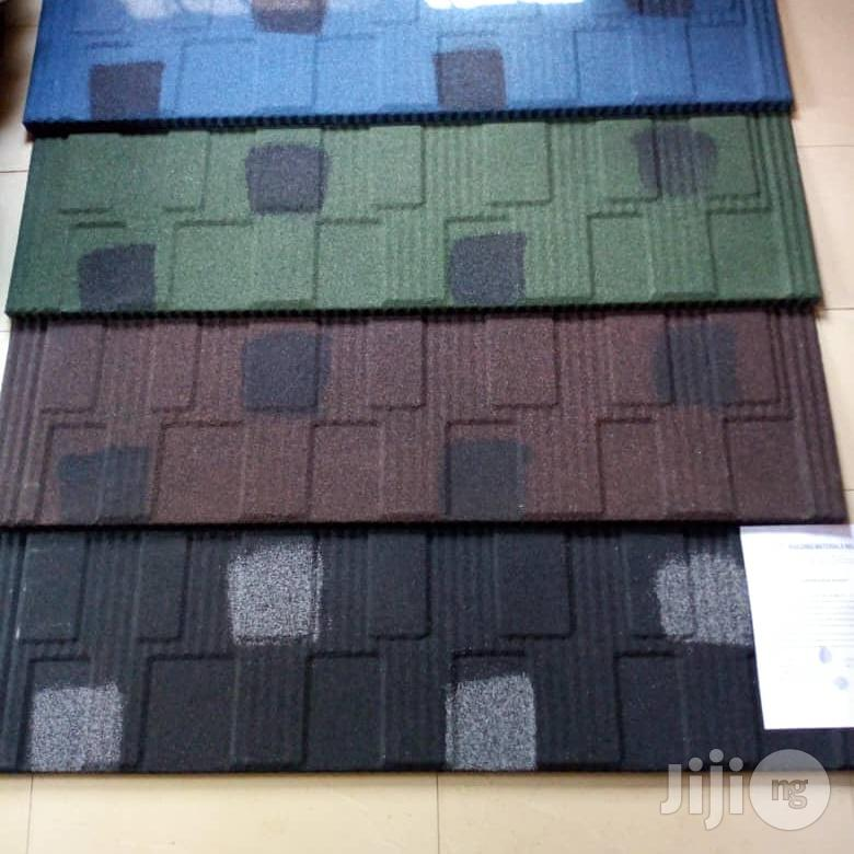 Stone Coated Roofing Tiles (Gerard) | Building & Trades Services for sale in Ikeja, Lagos State, Nigeria