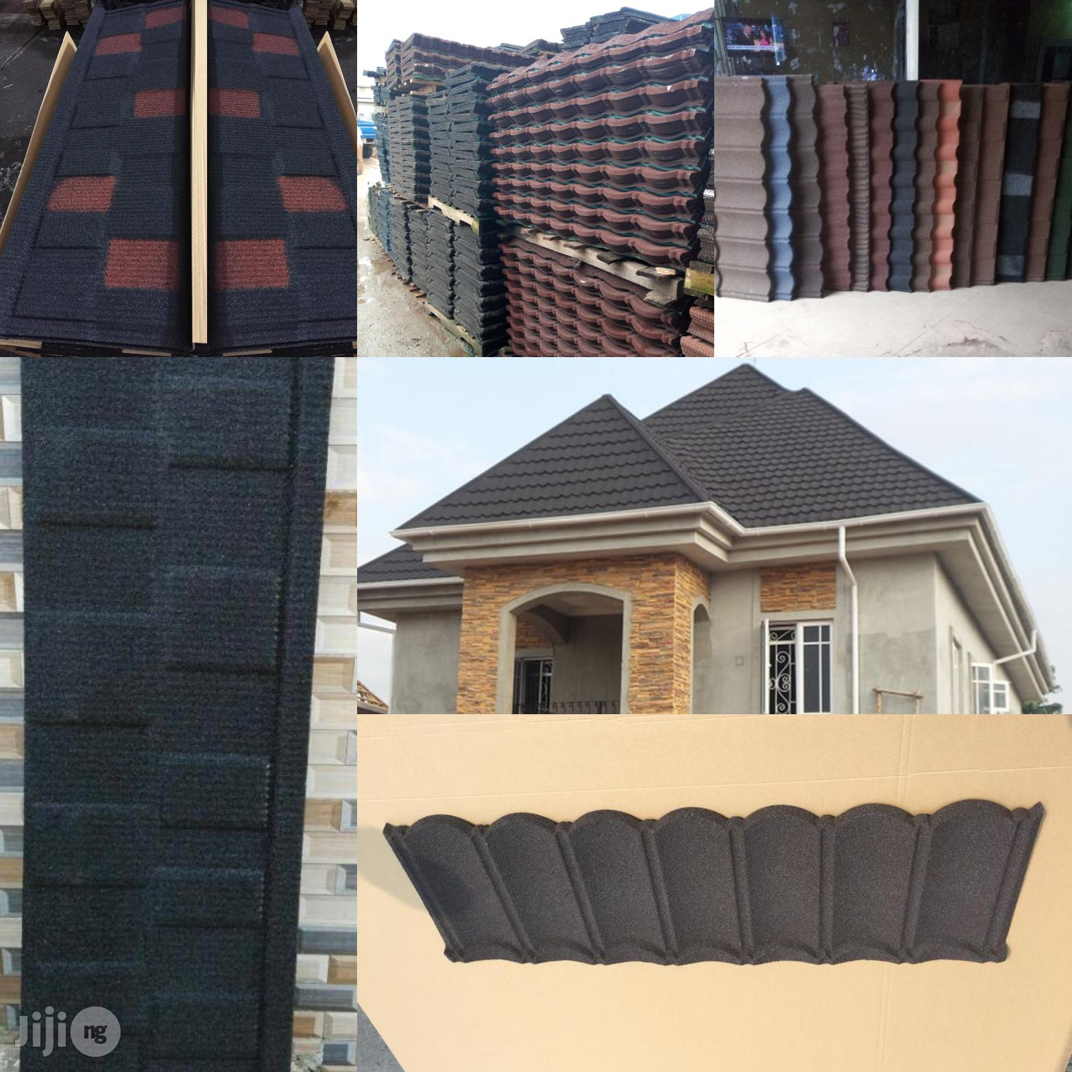 Stone Coated Roofing Tiles (Gerard)