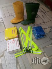 Safety Rainboot & Caution Tape & Raincoat, Nurse Cap. | Clothing Accessories for sale in Ogun State, Ikenne