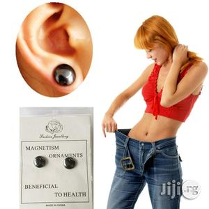 Magnetic Slimming Earrings Slimming Patch Lose Weight   Tools & Accessories for sale in Lagos State, Ikeja