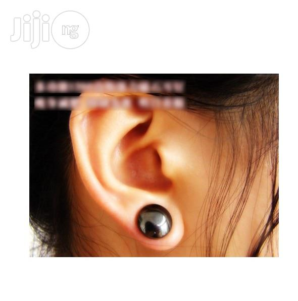 Health Bio Magnetic Therapy Magnet In Ear Eyesight Slimming Patch | Tools & Accessories for sale in Ikeja, Lagos State, Nigeria