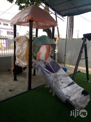 Available Now For Sale, Single Playground House With Slides | Toys for sale in Lagos State