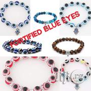 Kayanmata Blue Eyes Bracelet | Jewelry for sale in Lagos State, Magodo