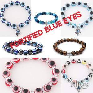 Kayanmata Blue Eyes Bracelet   Jewelry for sale in Lagos State, Magodo