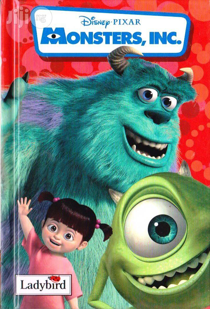 Ladybird: Disney Book Of Monsters, Inc