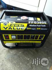 Power Value Generator 3.5 Kva Semi Silent   Electrical Equipment for sale in Lagos State, Ojo