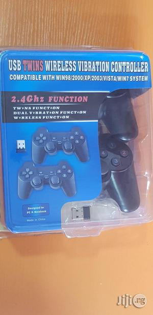 Wireless Game Pad ( Twin Console) | Accessories & Supplies for Electronics for sale in Akwa Ibom State, Uyo