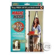 Magic Mesh Anti Mosquitos Screen Door | Home Accessories for sale in Lagos State, Lagos Island