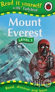 Read It Yourself With Ladybird : Mount Everest - Level 2 | Books & Games for sale in Lagos State, Surulere