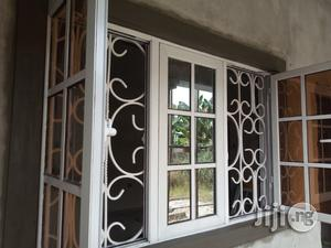 Casement Windows With 14mm Square Rod Protectors | Windows for sale in Rivers State, Port-Harcourt