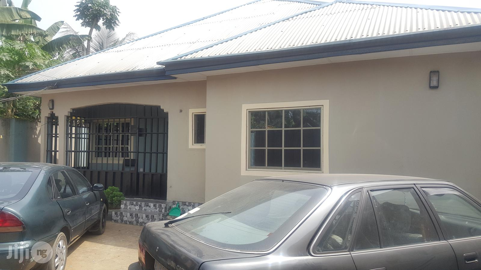 3 Bedrooms Flat And 1 Bedroom Flat Bungalow Nung Oku In Uyo For Sale