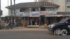 Storey Building With 5 Shops Ground Floor And A Big Hall With Office | Commercial Property For Sale for sale in Akwa Ibom State, Uyo