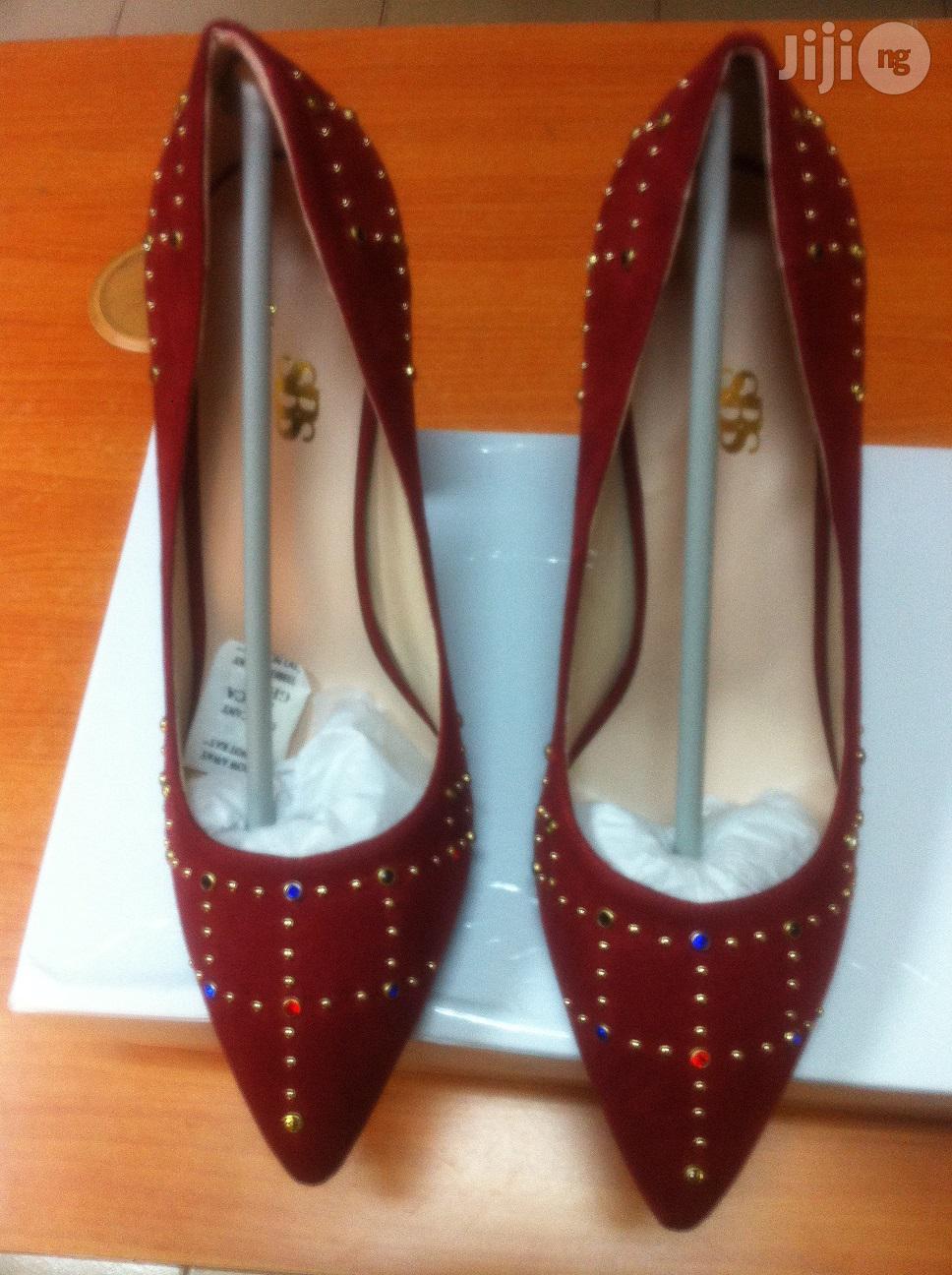 Archive: Ladies Fashion Shoes High Heels Pumps Women