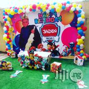 Colourful Pawpatrol Cake Backdrop | Party, Catering & Event Services for sale in Lagos State, Lekki Phase 1