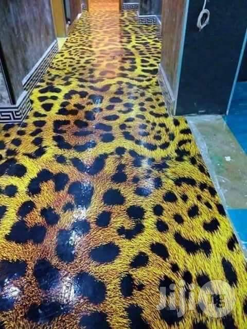 Best Peruvian 3D Epoxy Floors, Interiors And Trainings | Building Materials for sale in Dutse-Jigawa, Jigawa State, Nigeria