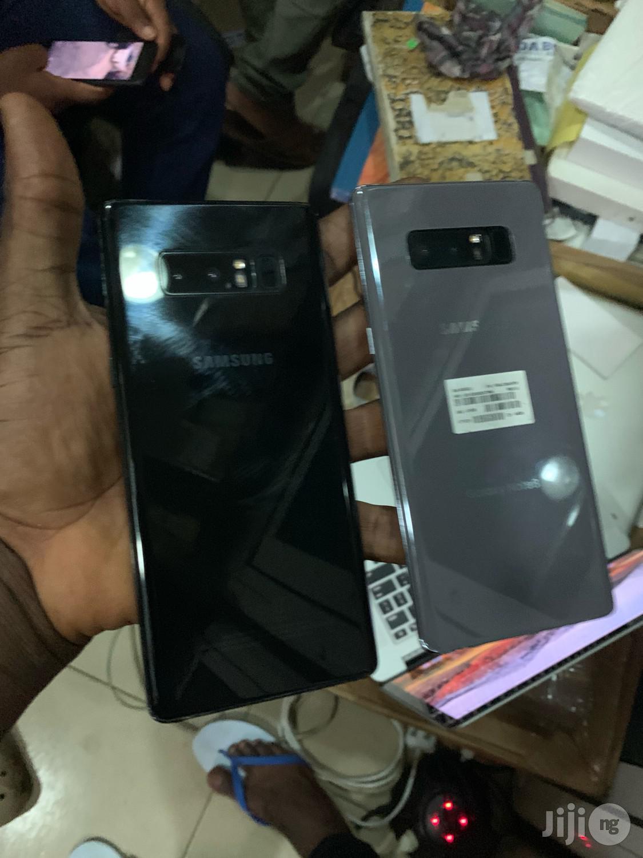 Uk Used Samsung Note 8 64gb   Mobile Phones for sale in Kauru, Kaduna State, Nigeria