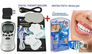 Teeth Whitening + Therapy Machine | Skin Care for sale in Lagos State, Ikeja