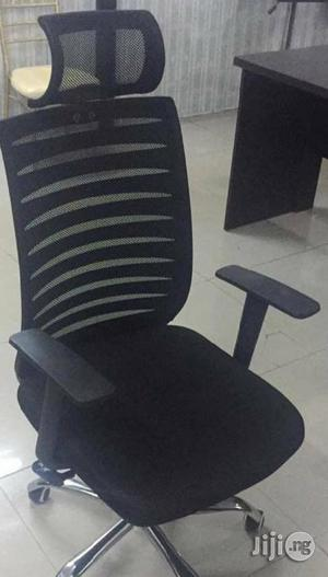 Quality Executive Mesh Office Chair | Furniture for sale in Lagos State, Lekki