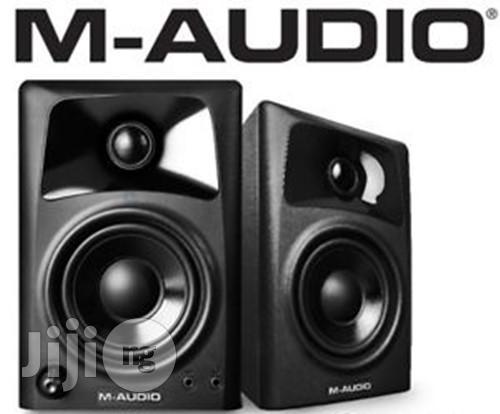 Archive: M-audio AV32 Desktop Speakers