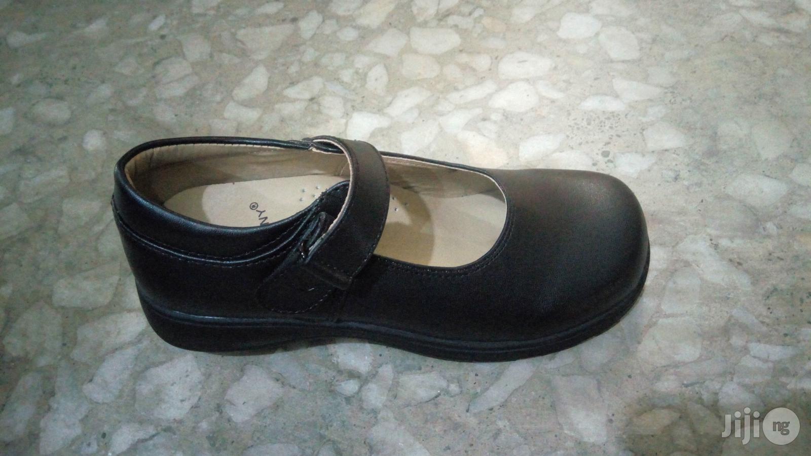 Symphony Girls School Shoe