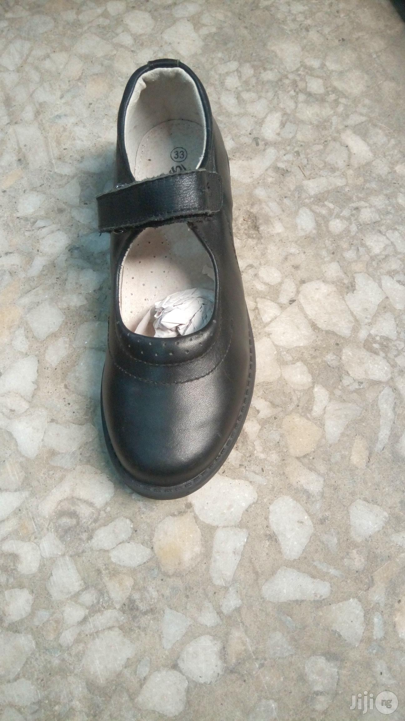 Symphony Girls School Shoe | Children's Shoes for sale in Yaba, Lagos State, Nigeria