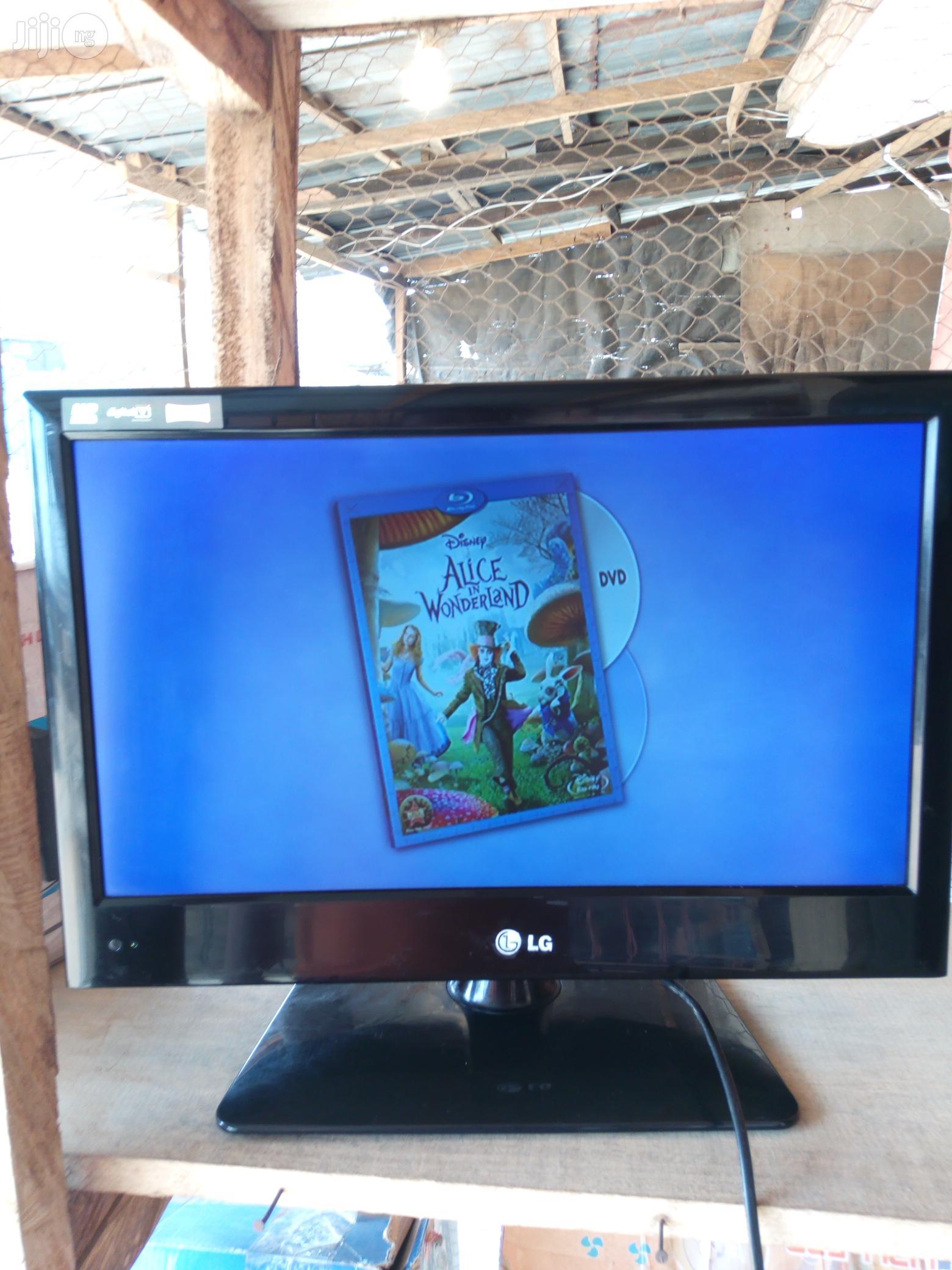 LG LED HD Plasma TV 19inchs