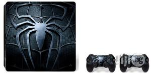 Ps4 PRO Playstation 4 Console Skin Decal Sticker Spider Superhero | Accessories & Supplies for Electronics for sale in Lagos State, Ikeja
