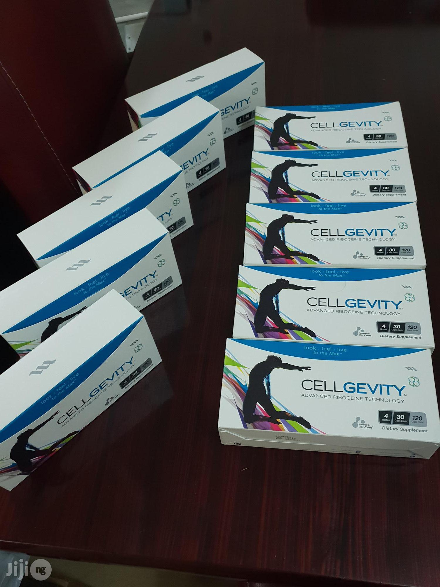 Archive: Cellgevity Advanced Riboceine (Pack Of 4)