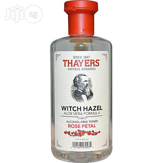 Thayers Rose Petal Alcohol-Free Witch Hazel Toner 355ml