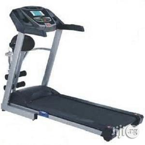 (Black Friday)Standard Treadmill With Massager Twisterand Dumbbells   Massagers for sale in Rivers State, Port-Harcourt