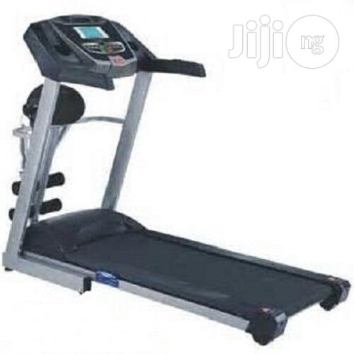 (Black Friday)Standard Treadmill With Massager Twisterand Dumbbells