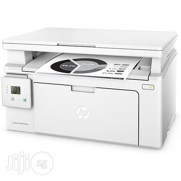 Archive: HP Laserjet Pro Mfp M130a Print, Copy, Scan Black White