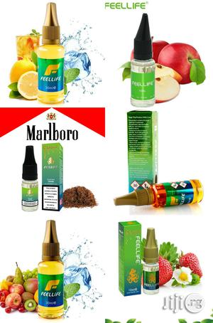 30ml E Liquid For Rechargeable Electronic Cigarettes   Tobacco Accessories for sale in Lagos State, Ikoyi