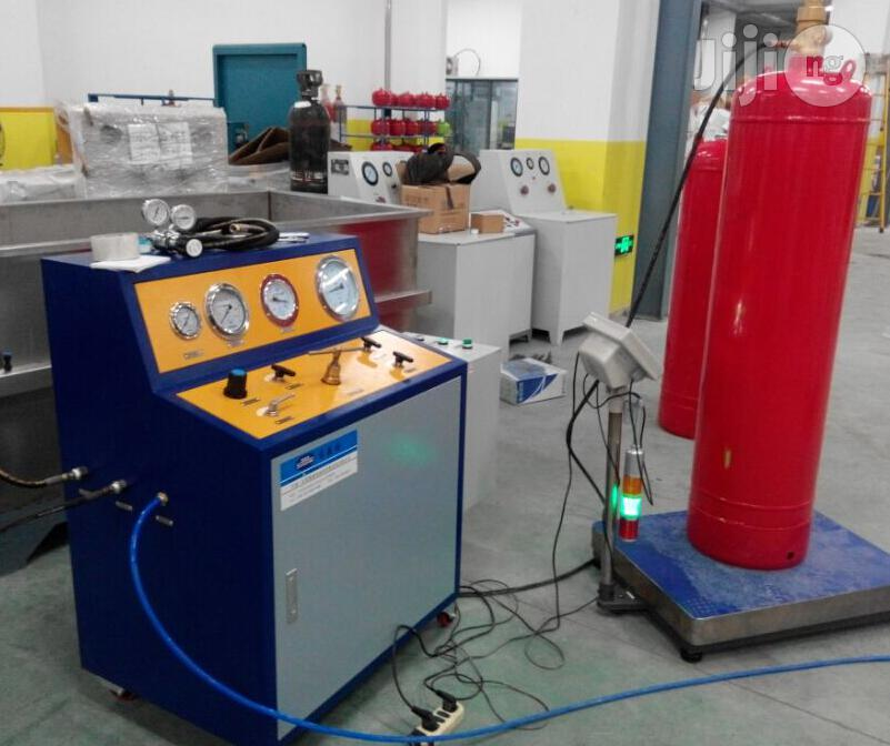 Archive: Fm200 Refilling And Servicing