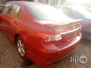 Toyota Corolla 2013 Red | Cars for sale in Oyo State, Ibadan