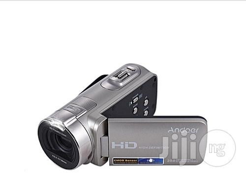 Andoer Digital Camera Video Camcorder 20MP Full HD 16x With 2.7 Inch