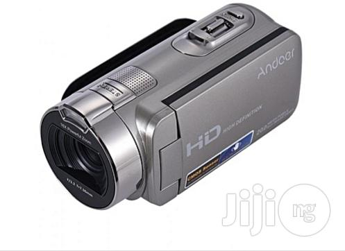 Andoer Digital Camera Video Camcorder 20MP Full HD 16x With 2.7 Inch   Photo & Video Cameras for sale in Victoria Island, Lagos State, Nigeria