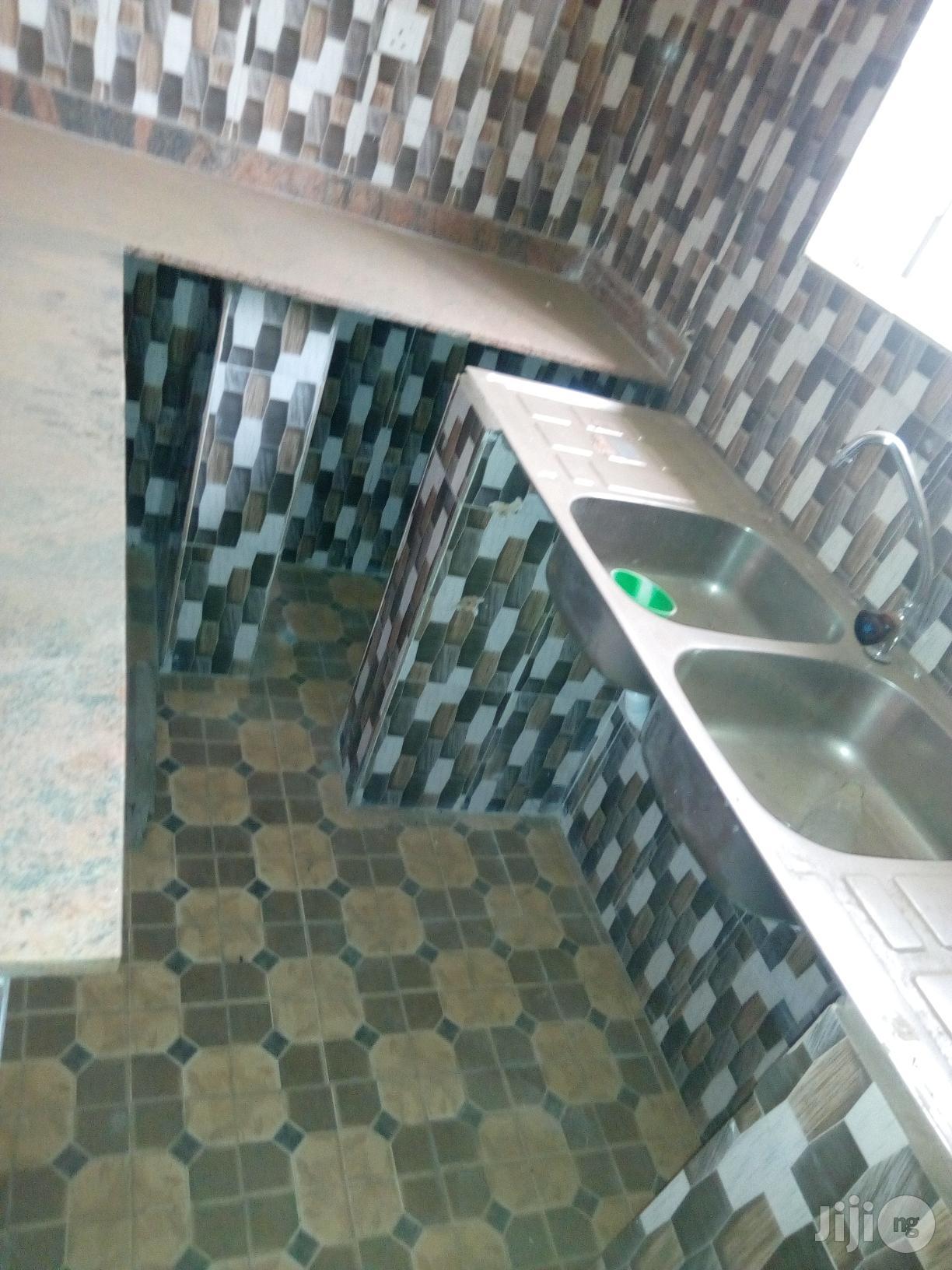 Archive: Newly Built 3bedroom Flat @ Agbelekale, Ekoro, Abule-egba Lagos