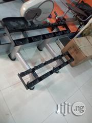 Parallel Dumbell Rack   Sports Equipment for sale in Rivers State, Omuma