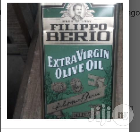 Pure Extra Virgin Olive Oil 5 Litres | Meals & Drinks for sale in Ikeja, Lagos State, Nigeria
