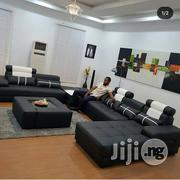 U Shape Sofa With Attached Relaxing | Furniture for sale in Lagos State, Gbagada