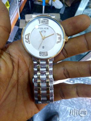 Police Silver Watch For Men And Women | Watches for sale in Rivers State, Port-Harcourt