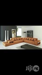 Standard L Shape Sofa   Furniture for sale in Lagos State, Ilupeju