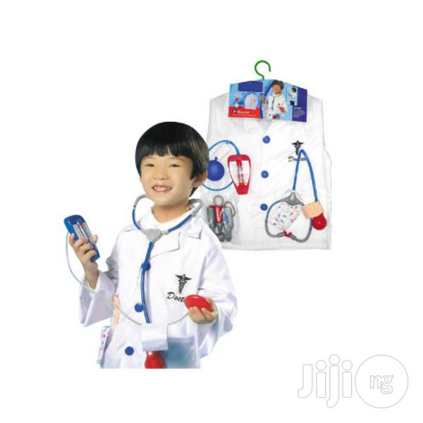 Archive: Doctor Kids Costume(Career Costume for Kids)