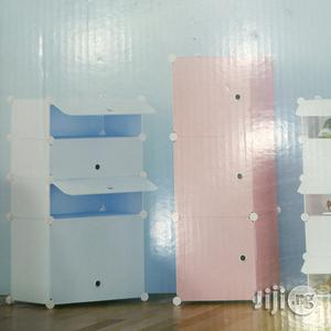 Baby Wardrobe Cabinet | Children's Furniture for sale in Lagos State, Surulere