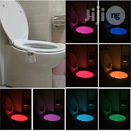 Archive: Motion Activated Night Sensor Toiletbowl Light